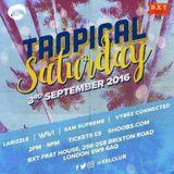 Tropical Saturday Mix