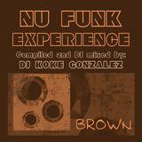 Nu Funk Experience - Brown - 4/15