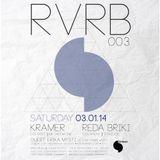 DJ Kramer - Live at REVERB 003 @ Sankeys NYC - March 1, 2014