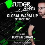 JUDGE JULES PRESENTS THE GLOBAL WARM UP EPISODE 760