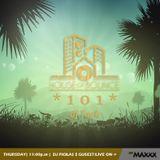 House of Bounce #101 - dj Taek & dj Fiołas