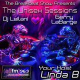 Gerry LaBarge - Linda B Breakbeat Show Unisex Sessions Manchester United Kingdom
