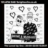 Queenie + Wildblood's 1BrightonFM Show 130917