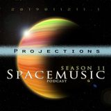 Spacemusic 11.1 Projections