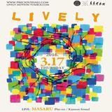 MASARU LIVE Set -PRECIOUS HALL 2016/3