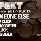 Alex Monster @ Defekt, ElectrosoundTV Berlin (november 2011)