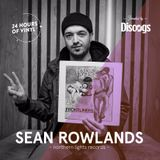 24 Hours of Vinyl (NY) - SEAN ROWLANDS (Presented by Discogs)