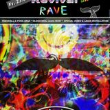 FAUFI Live-DJ-Set@WALFISCH Revival Rave (23.09.2016)