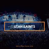 Beat-Herder special: Hannah interviews Utah Saints