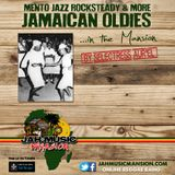 """""""JAMAICAN OLDIES""""Mento Jazz Rocksteady & more by Selectress Aur'El [JahMusicMansion Radio-Dec. 2017]"""