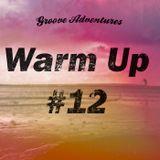 Warm Up #12 - Deep House Mix (Live)
