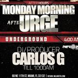 Monday Morning (After URGE Pride Weekend 2015)