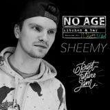 Past Future Night by SHEEMY (PastFutureJam) live No Age Bar