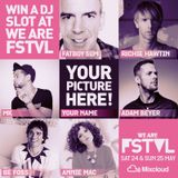 We Are FSTVL 2014 DJ Competition - Shannon Giddings (dj diddy)