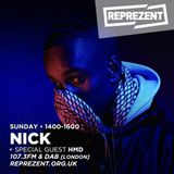 Nick Gibbons with HMD | 9th April 2017