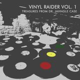 Vinyl raider Vol. 1 Treasures from Dr.Jahngle case