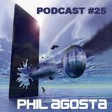 Podcast #25 - April 2013 - Phil Agosta