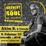 Absolut Soul Show /// 09.02.17 on SOULPOWERfm