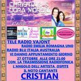 L'ANGOLO  DELL'ARTISTA CRISTIAN