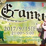 2017.09..15/#G_Amu in EXPLOSION