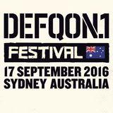 DJ Isaac @ Defqon.1 Australia 2016 - Magenta Stage