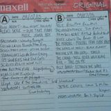 Glossop Record Club: 1985 MIXTAPE (July 2015)
