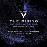 Chris Liebing - Live @ Terminal V Festival (Edinburgh, United Kingdom) - 04-MAY-2019