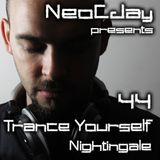 NeoCJay - Trance Yourself Nightingale 44 (Jun 2013)
