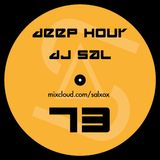 Deep hour - DJ Sal vol.73