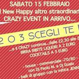 Dj Gualo & Dj Paolo M. @ Crazy Event New Happy Casnigo (Dj Set)