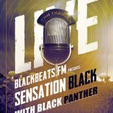 BLACK PANTHER - SENSATION BLACK // 21.12.14 // 1 HOUR //