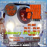 Stone Grooves & Deep Cuts on BiC Radio - January 18, 2017