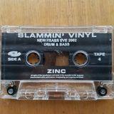 Zinc (3 decks) - Sugars & Eksman - Slammin vinyl new years eve 2002