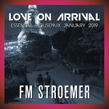 FM STROEMER - Love On Arrival Essential Housemix January 2019 | www.fmstroemer.de
