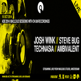 Josh Wink @ Macloud Sessions Witch Ovum Recordings, Macloud Studio (ADE 2014) - 15-Oct-2014