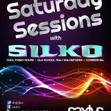 Saxty's Sessions Mix By Silko Volume 2