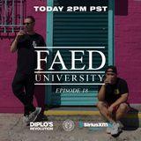 FAED University Episode 18 - 8.15.18