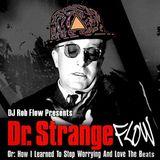 DJ Rob Flow Presents: Dr. StrangeFlow Or: How I Stopped Worrying and Learned To Love The Beats