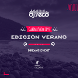 Reggaeton Old & New Vol 2 DJ Seco I.R. Dreams Event #CabinaShowLive