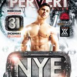 Dj Brad @ Pervert ( Matinée Group ) New Year 2015 Live Set