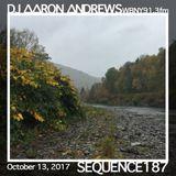 Sequence 187-DJ Aaron Andrews-October 13, 2017