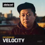Velocity - Exclusive Mix | #027