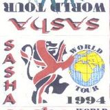 DJ Sasha - July(ish) 94 World Tour pt1