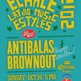 Brownout - Échale Latino 2012