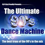 DJ Fajry - The Ultimate 90's Dance Machine