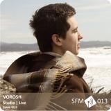 Vorosh-Live@Studio [SFM013]
