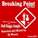 BreakingPoint Part 3 Ragga Jungle