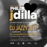 Philly Loves J Dilla 2015 w/ DJ Jazzy Jeff & DJ Mike Nyce | Part 1 of 2