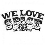 James Zabiela - Live @ We Love ... Space (Ibiza,Spain) - 29-07-2012