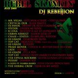 Rebellion - Rebel Skankin' [Jungle DnB Mix 2009]